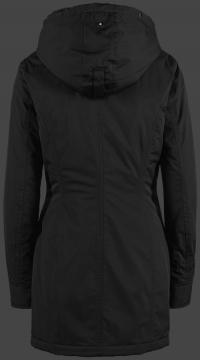 женская куртка Westwind-04 Schwarz Wellensteyn сзади